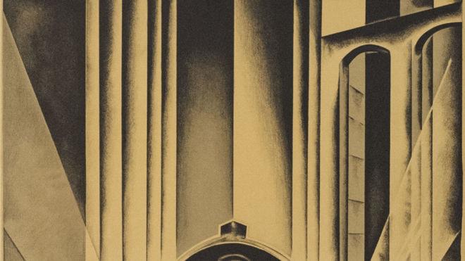 Metropolis (3-sheet)