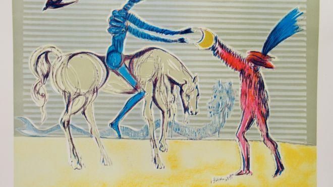Don Quixote - The Gift of Mandrino