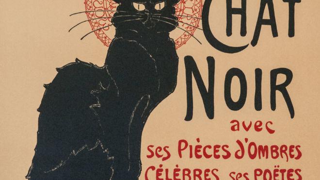 Chat Noir, Théophile-Alexandre Steinlen