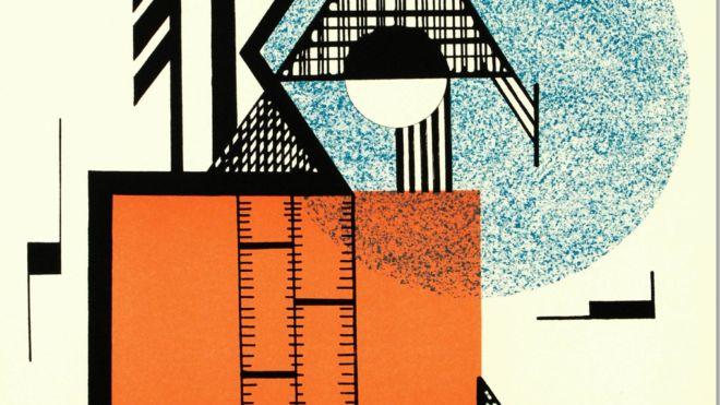 Bauhaus Asstellung Weimar 1923
