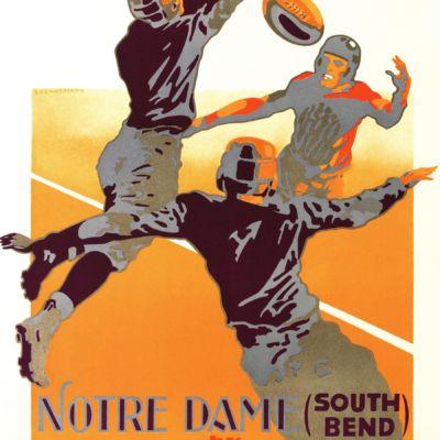 Notre Dame University Football