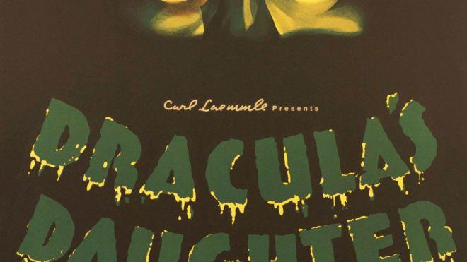 Dracula's Daughter - Carl Laemmle Digital Print