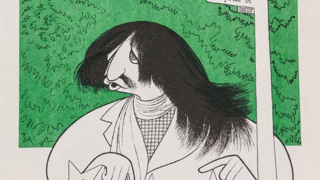 Ringo, Al Hirschfeld
