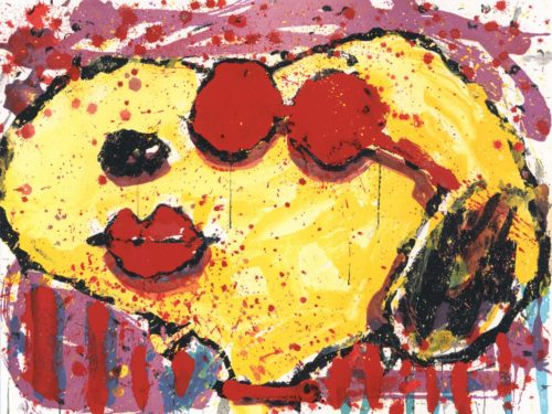 Tom Everhart - Very Cool Dog Lips In Brentwood