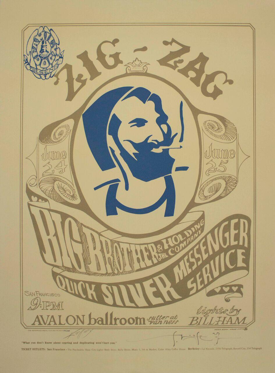 Zig Zag Man