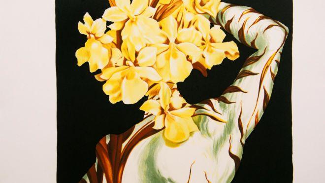 Surrealist Flower