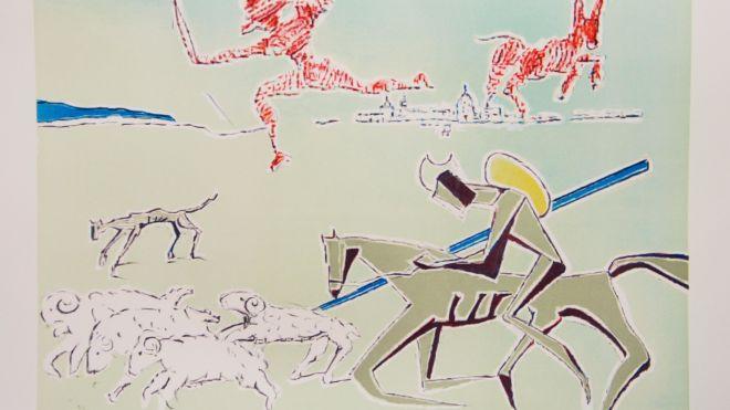 Don Quixote - Warrior's Heard