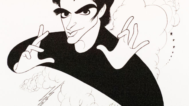 David Copperfield, Al Hirschfeld