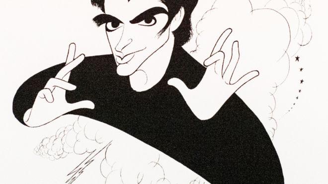 David Copperfield, Al Hirschfeld