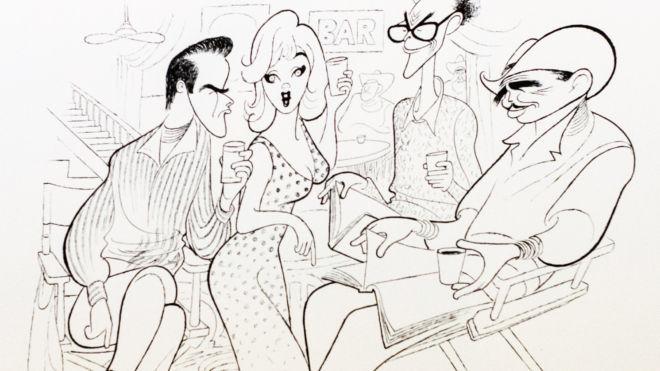 Misfits, Al Hirschfeld