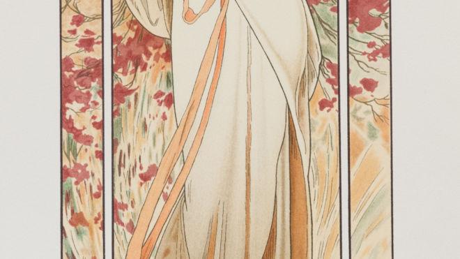 Sylvanis Essence, Alphonse Mucha