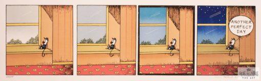 comic strip art Patrick McDonnell fine art lithograph mutts