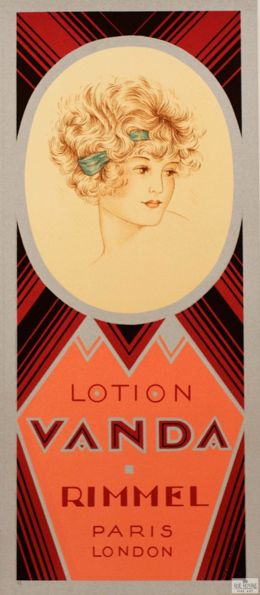 fine art lithograph beauty products