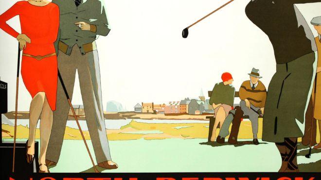 North Berwick Golf Course